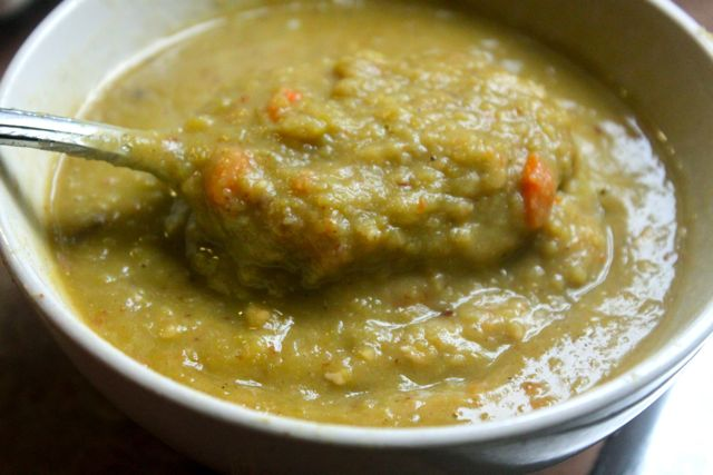 Split Pea Soup | Twig and Feather