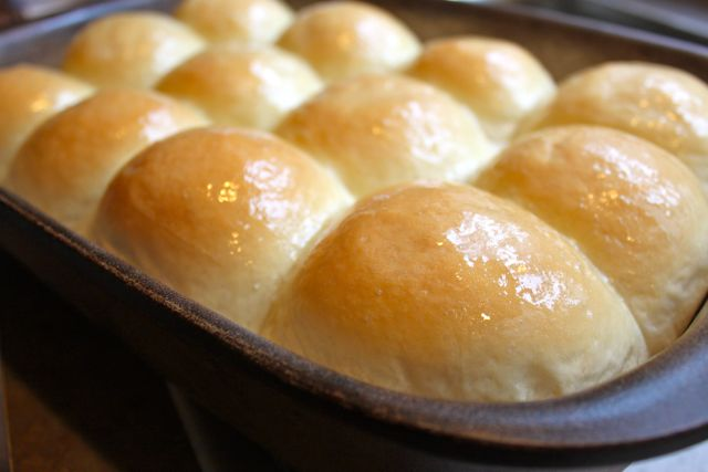 Post image for Always Perfect Dinner Rolls