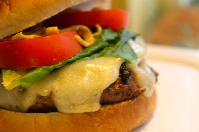 Post image for Jalapeno Turkey Burger
