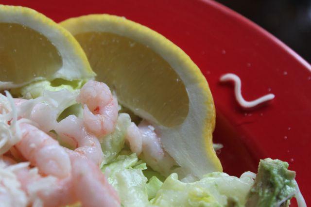 Post image for Simple Shrimp Salad