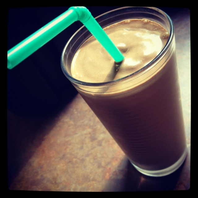 Post image for The Healthiest Chocolate Shake You Will Ever Have
