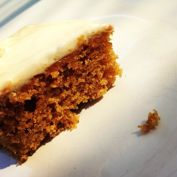 Post image for Spiced Pumpkin Bars
