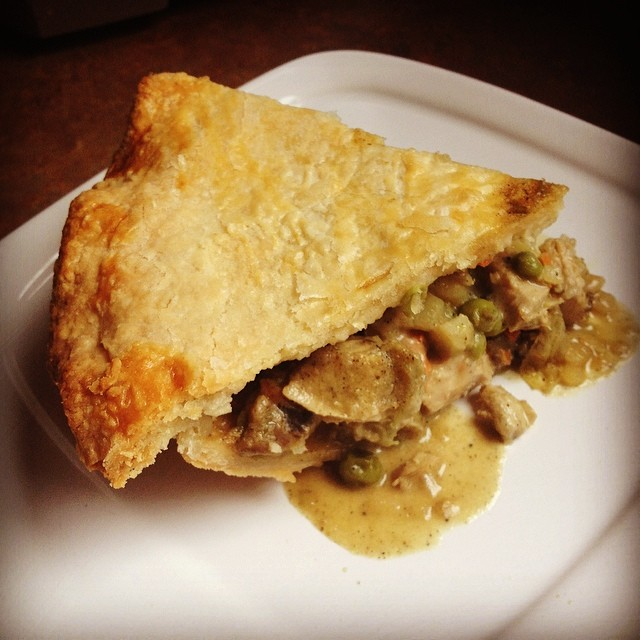 Post image for Chicken Pot Pie, and I Don't Care