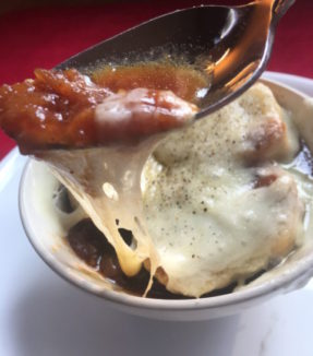 French Onion Soup 5